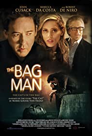 John Cusack, Robert De Niro, and Rebecca Da Costa in The Bag Man (2014)
