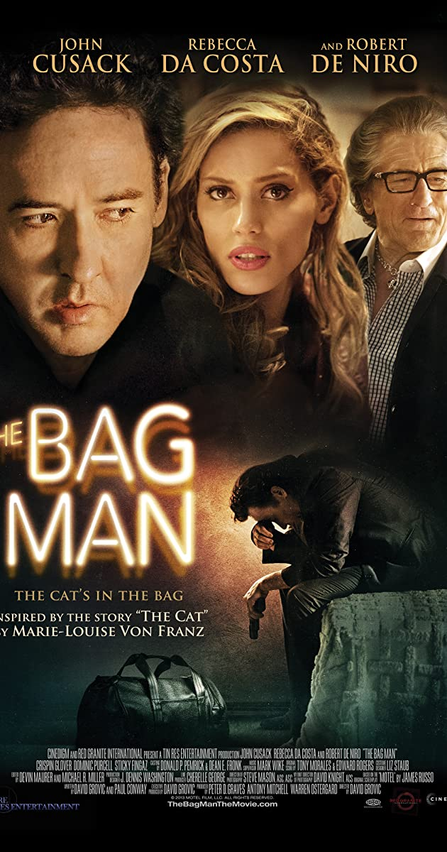 Subtitle of The Bag Man