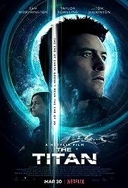 The Titan Poster