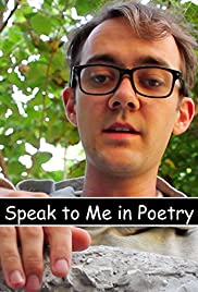 Speak to Me in Poetry Poster
