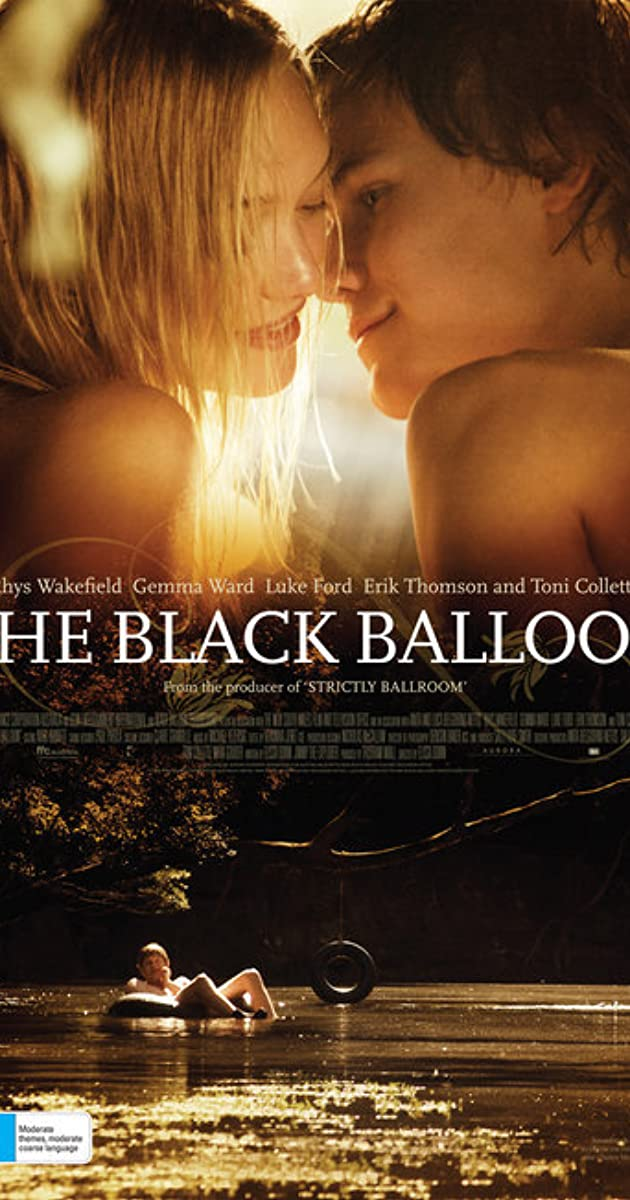 Subtitle of The Black Balloon