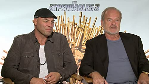 Episode: The Expendables 3