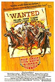 The Long Riders (1980) Poster - Movie Forum, Cast, Reviews