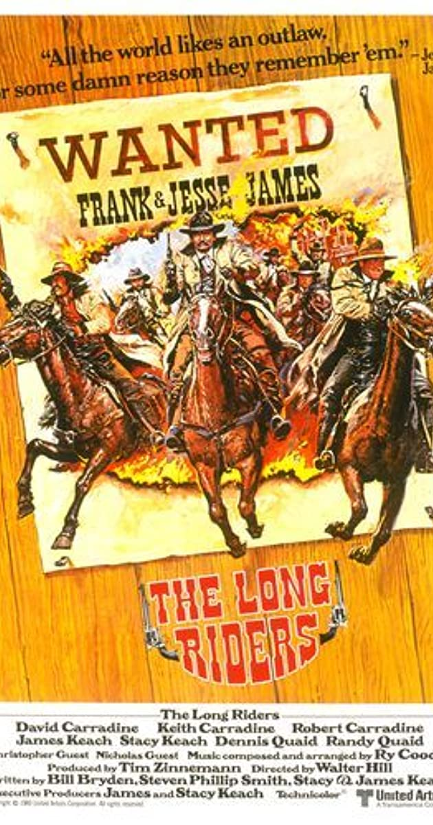 Watch Full HD Movie The Long Riders (1980)