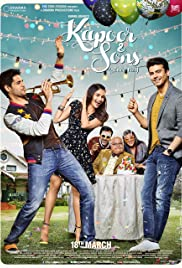 Kapoor & Sons Torrent Movie Download 2016