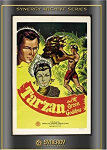 Movie trailer download mpeg Tarzan and the Green Goddess by Richard Thorpe [mov]