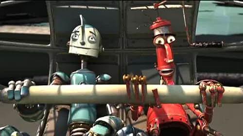 Trailer for Robots