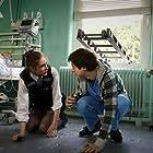 Karen Gillan and Arthur Darvill in Doctor Who (2005)