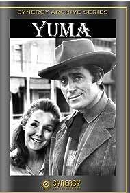 Kathryn Hays and Clint Walker in Yuma (1971)