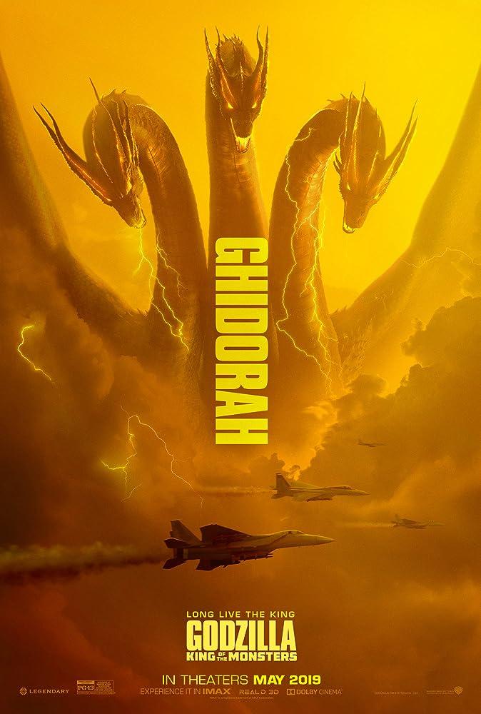 Godzilla: King of the Monsters (Telugu)