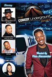 The Comedy Underground Series, Vol. 4 Poster