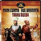Tony Curtis and Yul Brynner in Taras Bulba (1962)