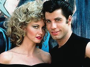 John Travolta and Olivia Newton-John in Grease (1978)