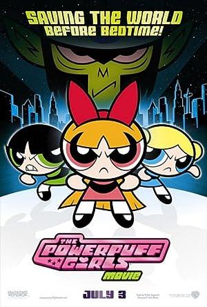 Where to stream The Powerpuff Girls Movie