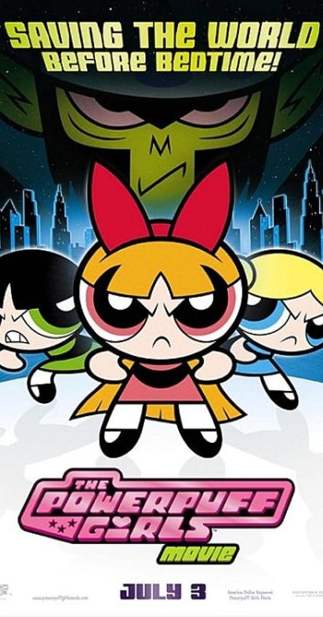 the powerpuff girls movie 2002 imdb