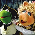 Kermit the Frog and Miss Piggy in Muppet Treasure Island (1996)