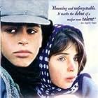 Ayoub Ahmadi and Amaneh Ekhtiar-dini in Zamani barayé masti asbha (2000)