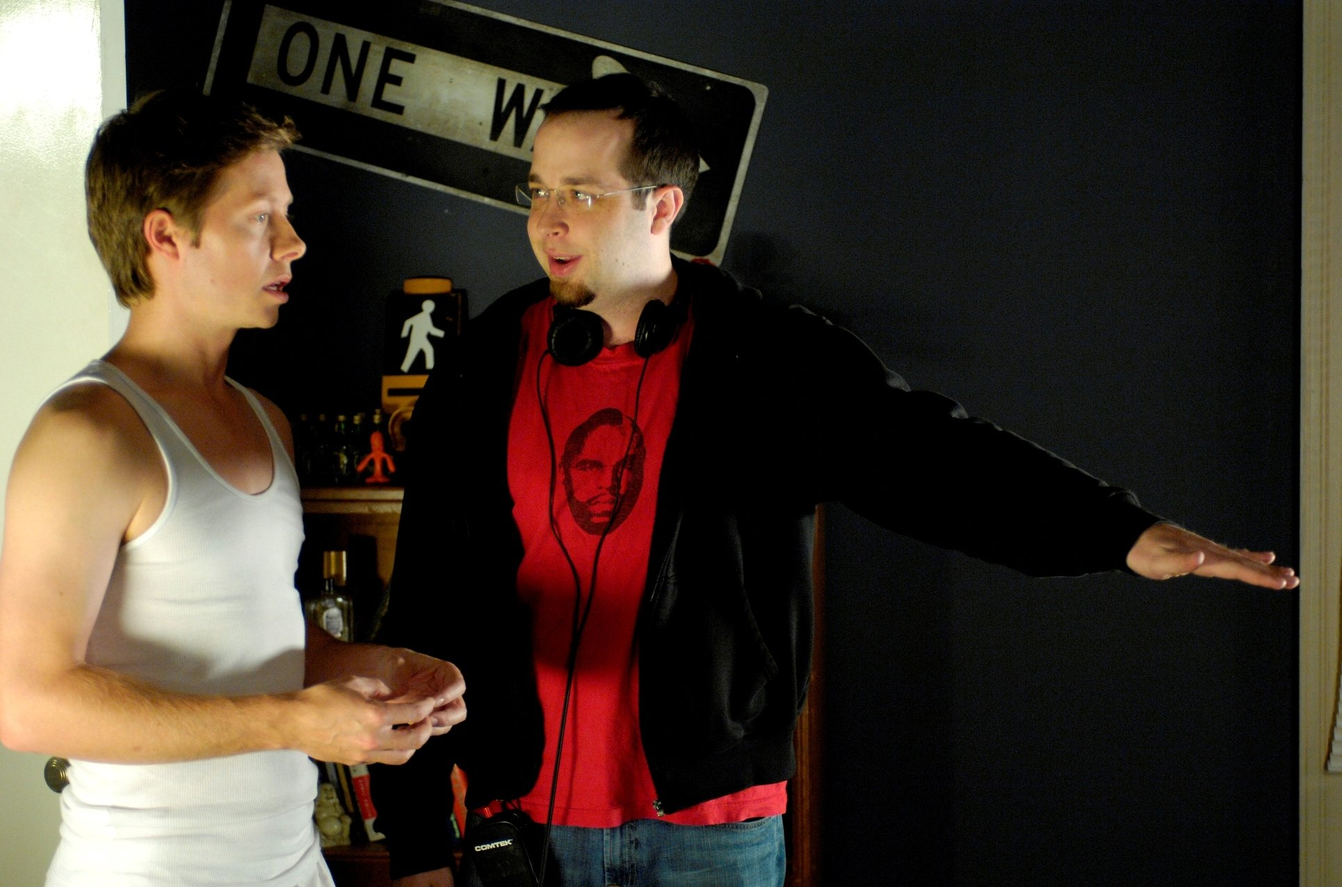 Peter Oldring and Martin Gero in Young People Fucking (2007)