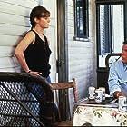 Tom Berenger and Debra Winger in Betrayed (1988)