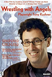 Wrestling with Angels: Playwright Tony Kushner Poster