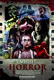A Night of Horror Volume 1 Poster