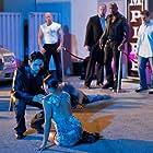 Candice Coke, Ben Youcef, and Jaye Razor in The Algerian (2014)