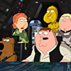 Seth Green, Alex Borstein, Seth MacFarlane, and Mike Henry in Family Guy (1999)