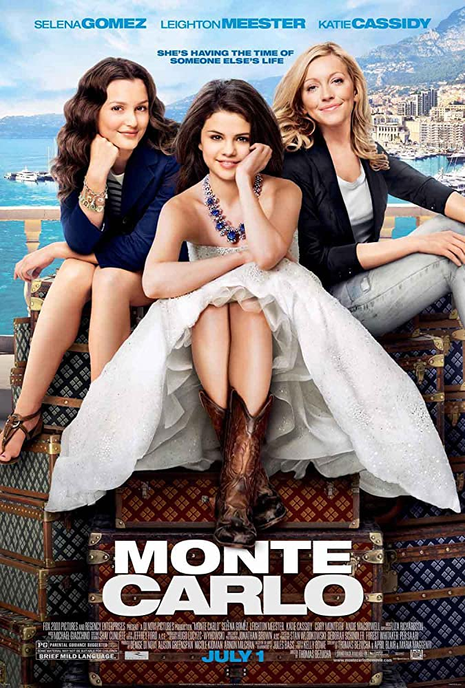 Leighton Meester, Selena Gomez, and Katie Cassidy in Monte Carlo (2011)