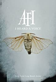 AFI: I Heard a Voice Poster
