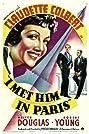 I Met Him in Paris (1937) Poster