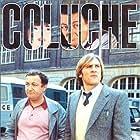 Gérard Depardieu and Coluche in Inspecteur la Bavure (1980)