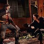 Hugh Jackman and Taylor Kitsch in X-Men Origins: Wolverine (2009)