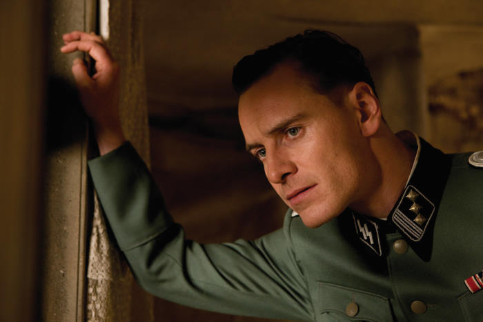 Image result for inglourious basterds michael fassbender