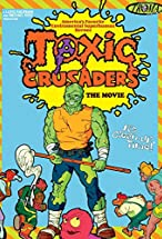 Primary image for Toxic Crusaders: The Movie