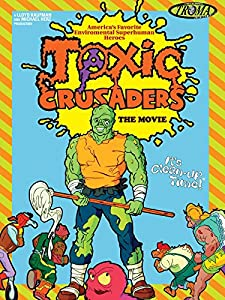 Best site to watch free movie Toxic Crusaders by Lloyd Kaufman [360p]