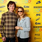 Jodie Foster and Anton Yelchin at an event for The Beaver (2011)