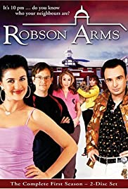Robson Arms Poster - TV Show Forum, Cast, Reviews