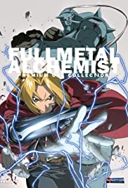 Fullmetal Alchemist: Premium Collection(2006) Poster - Movie Forum, Cast, Reviews