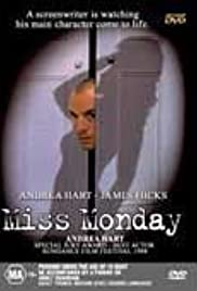 Miss Monday Poster