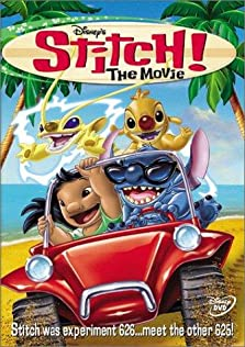 Stitch! The Movie (2003 Video)
