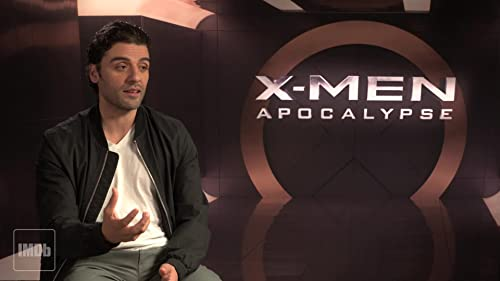 Oscar Isaac on Playing Apocalypse