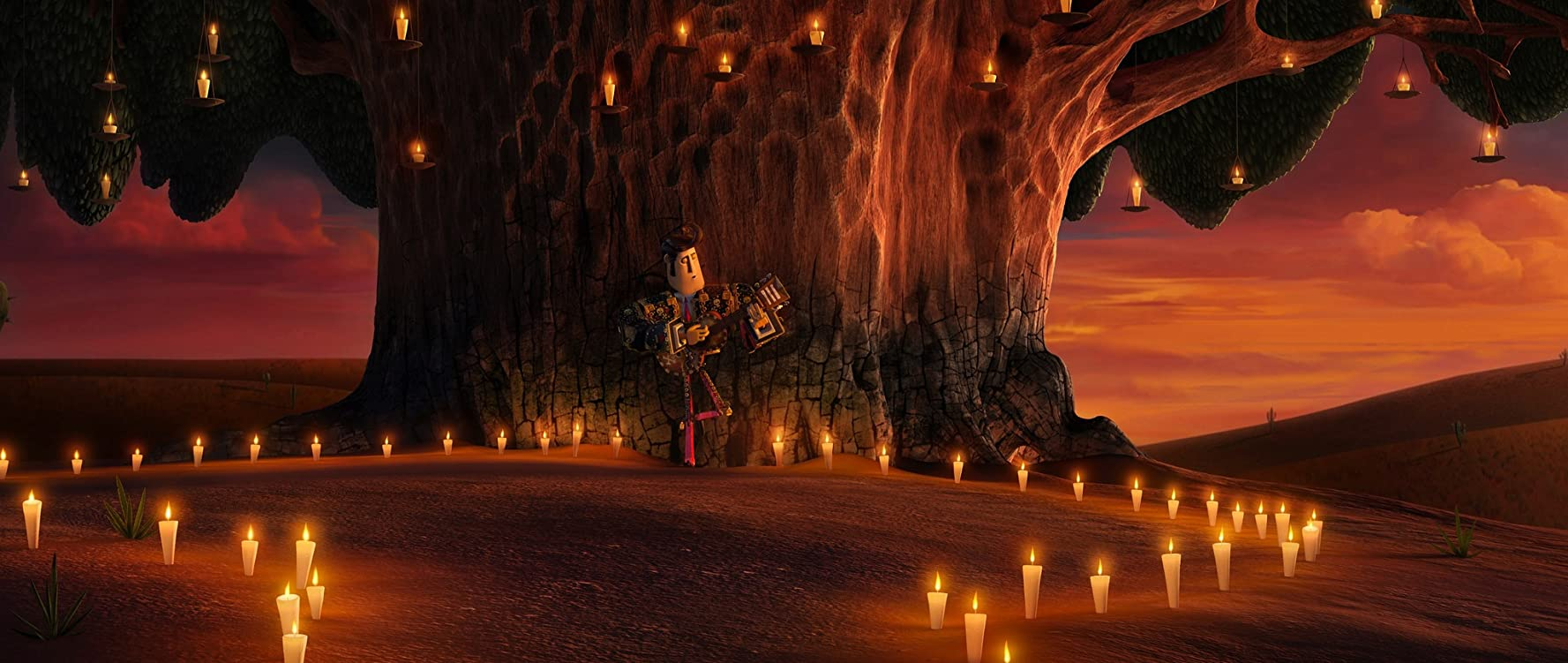 Diego Luna in The Book of Life (2014)