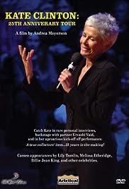 Kate Clinton: 25th Anniversary Tour Poster