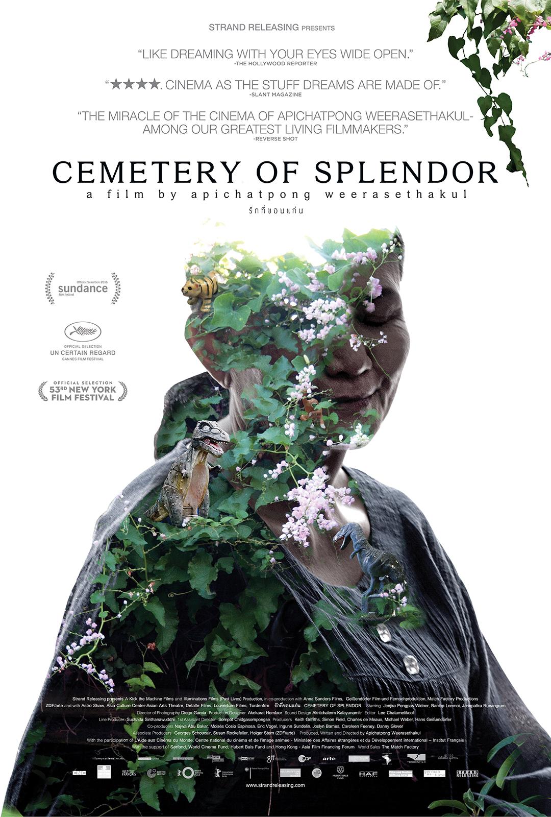 Risultati immagini per cemetery of splendour poster