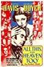 All This, and Heaven Too (1940) Poster