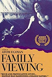 Family Viewing (1987) Poster - Movie Forum, Cast, Reviews
