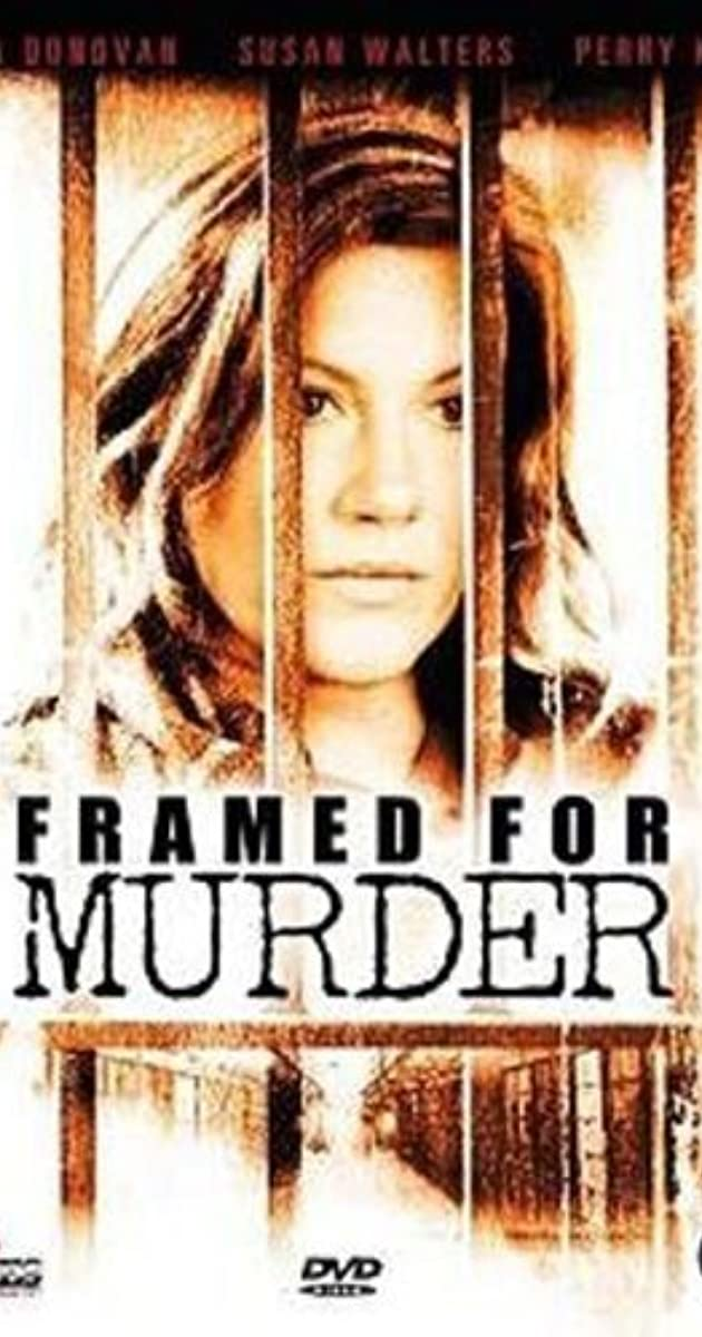 Framed for Murder (TV Movie 2007) - IMDb