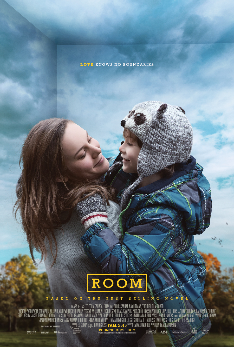 Image result for room movie poster""