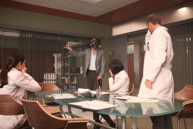 Doctor House 8×11 – No es culpa de nadie