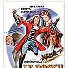 Sabine Sesselmann in Le bossu (1959)